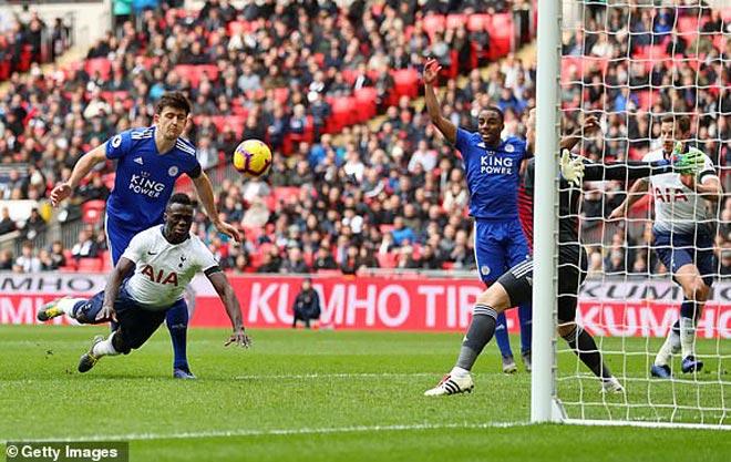 Tottenham - Leicester: Son Heung Min tỏa sáng, phạt đền hỏng ăn - 1