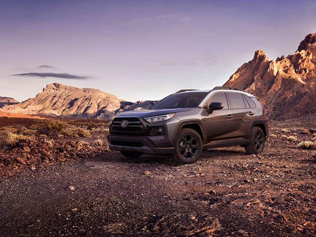 Toyota giới thiệu RAV4 phiên bản đặc biệt TRD Off-Road