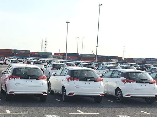 10.000 ô tô nhập khẩu về Việt Nam trong tháng 1/2019 - 1