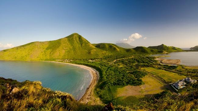 Đảo St. Kitts là một hòn đảo tại West Indies, vùng Caribbean.
