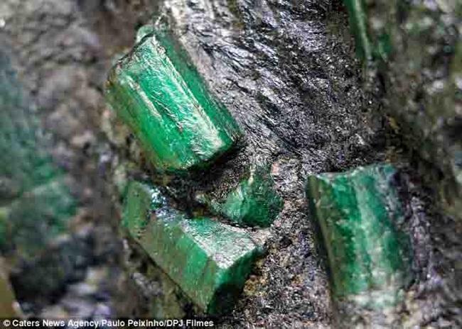 Giá bán trên thị trường ít nhất là 235 triệu bảng Anh.Sau khi khối đá được tìm thấy, nó được bán cho một chủ mỏ gần nơi phát hiện nhưng danh tính không được tiết lộ.