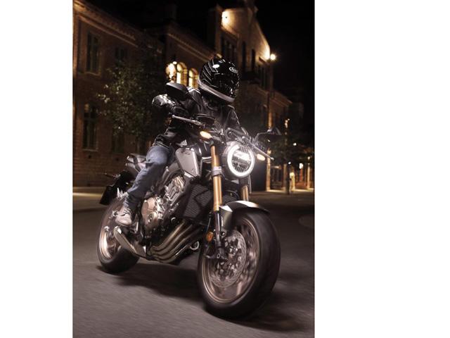 CHÍNH THỨC: Chốt giá Honda CB650R Neo Sport Café