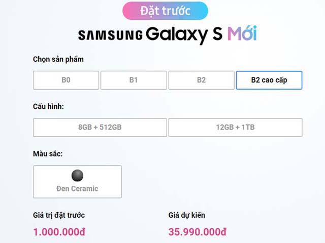 """CHÍNH THỨC: Galaxy S10 cho đặt hàng sớm tại Việt Nam, hé lộ hàng """"cực nóng"""""""