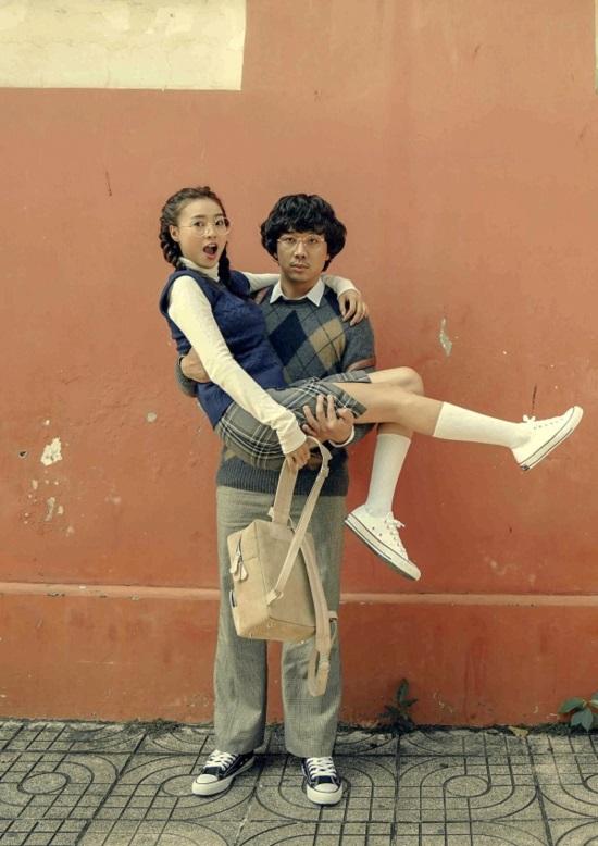 """2 mái tóc """"ai để cũng bao xấu"""" của Trấn Thành trong phim hài hot dịp Tết - 1"""