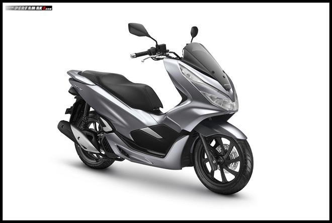 Honda PCX thêm áo mới, phân biệt đẳng cấp xe tay ga cao cấp - 1