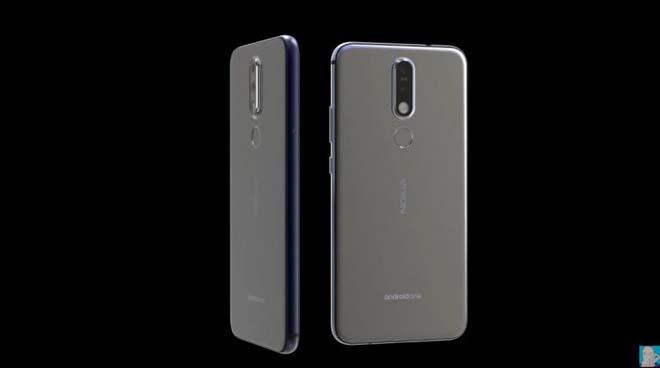 Mãn nhãn với Nokia 6.2 sắp ra mắt - 1