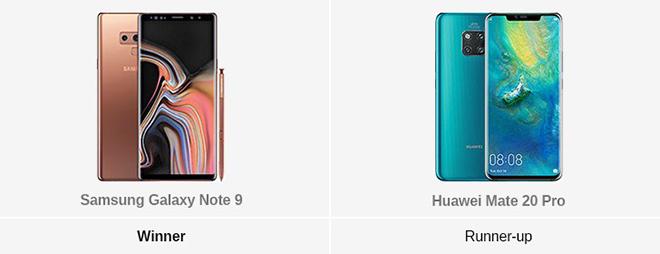 Những smartphone tốt nhất năm qua cho từng phân khúc - 1