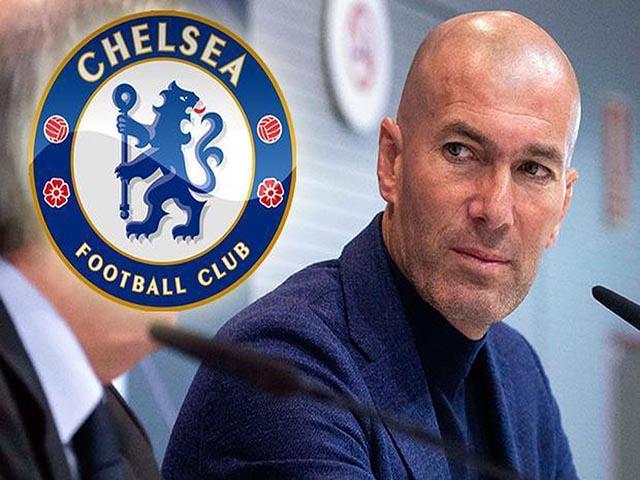 Chấn động ghế nóng Chelsea: Zidane sáng cửa thay Sarri, MU có tiếc?