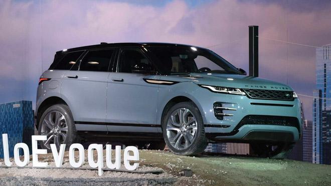 LandRover công bố giá bán cho Range Rover Evoque 2020 từ 42.650 USD - 4