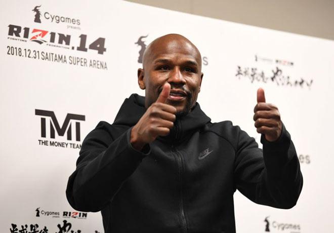 Kinh thiên động địa: Floyd Mayweather đấu UFC nhận 1 tỷ USD - 1