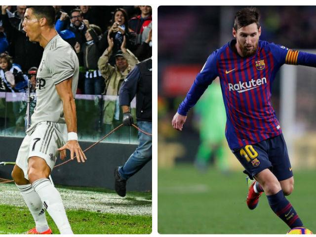 """Ronaldo bùng nổ 4 bàn/4 trận đua Giày vàng: Messi run rẩy trên """"đỉnh"""" - 1"""
