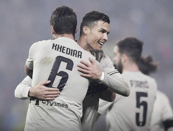 """Sassuolo - Juventus: Ronaldo gầm thét trừng phạt """"tội đồ"""" - 1"""