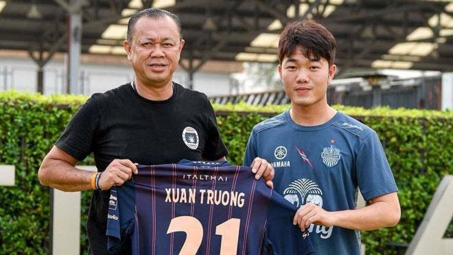 Xuân Trường nhận lương bao nhiêu ở đội bóng Thái Lan? - 1