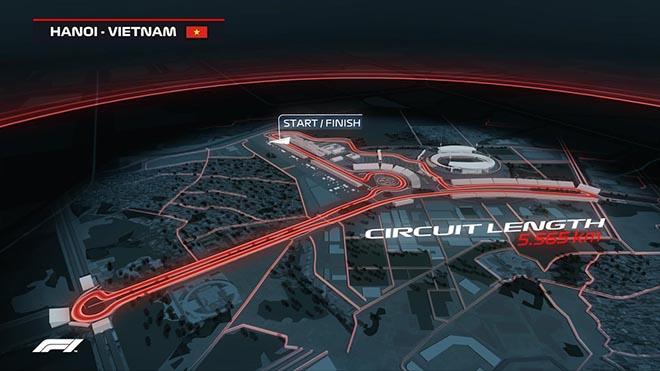 """Đua xe F1: """"Phù thủy"""" hé lộ thử thách khó nhằn ở đường đua Hà Nội - 1"""
