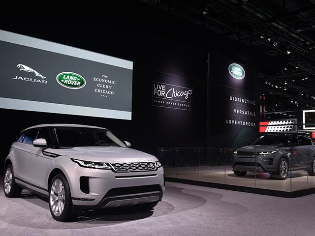 LandRover công bố giá bán cho Range Rover Evoque 2020 từ 42.650 USD