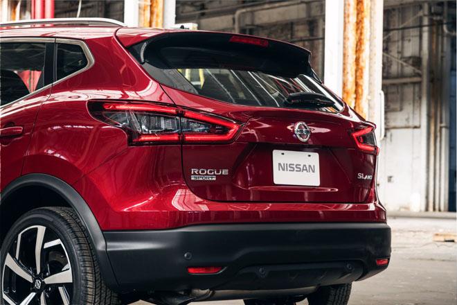 Nissan X-Trail 2020 chính thức giới thiêu với diện mạo hoàn toàn mới - 13
