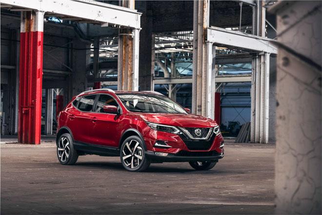 Nissan X-Trail 2020 chính thức giới thiêu với diện mạo ...