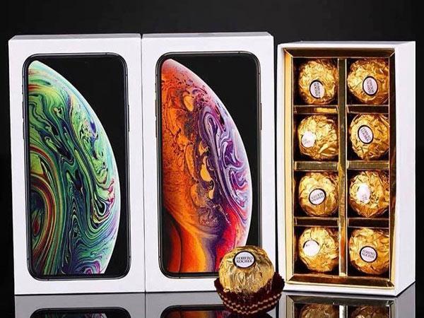 Iphone X socola hút hàng trước ngày lễ tình nhân - 1