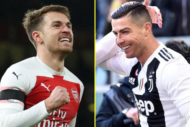 Juventus CHÍNH THỨC có sao Arsenal: Ronaldo có thêm đối tác chất lượng - 2