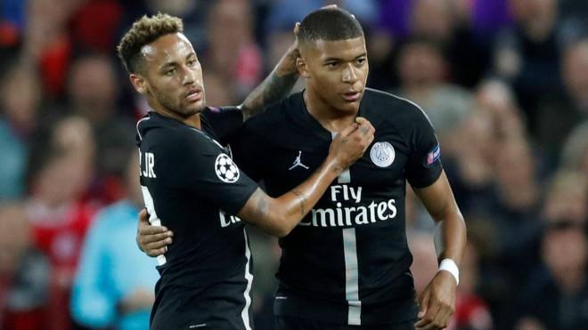 """MU mừng rơn: PSG gặp """"đại họa"""" cúp C1, UEFA sờ gáy vụ Mbappe - Neymar - 1"""