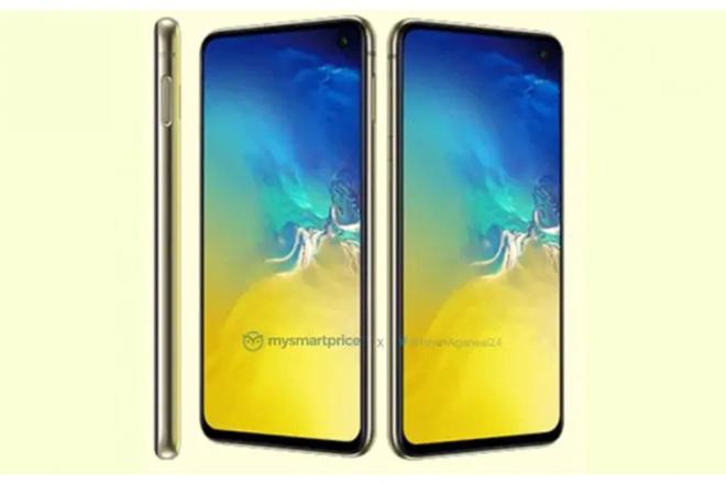 Galaxy S10e sẽ có tùy chọn màu vàng, đè bẹp iPhone Xr - 1