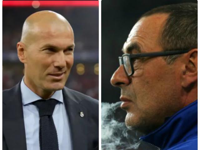 MU hờ hững, Chelsea chọn Zidane thay Sarri cứu vãn nghịch cảnh
