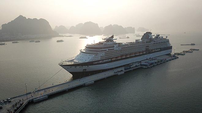Cảng tàu khách quốc tế Hạ Long: Dấu ấn tư nhân trên hành trình nâng tầm du lịch Quảng Ninh - 1