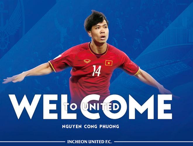 Nóng: Công Phượng ra mắt CLB Hàn Quốc, lộ số áo chính thức - 1