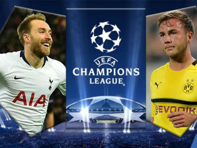 Tottenham - Dortmund: Chờ đại tiệc tấn công ở Wembley