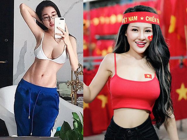 2 vòng eo con kiến, chỉ 54 cm của người đẹp Việt