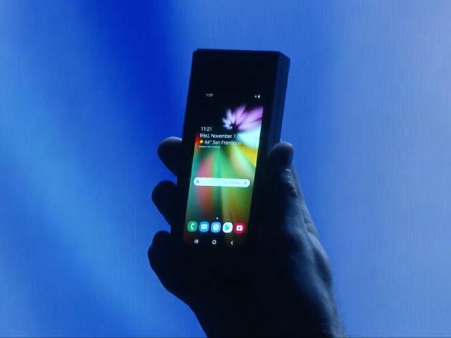 """Lộ tin """"sốt xình xịch"""" về smartphone gập lại của Samsung, ra mắt sẽ """"độc bá thiên hạ"""""""