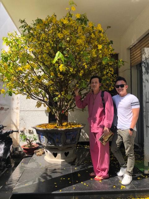 Sau 9 năm, con trai ruột Hoài Linh về thăm Võ tộc gia tiên ở Đồng Nai - 1