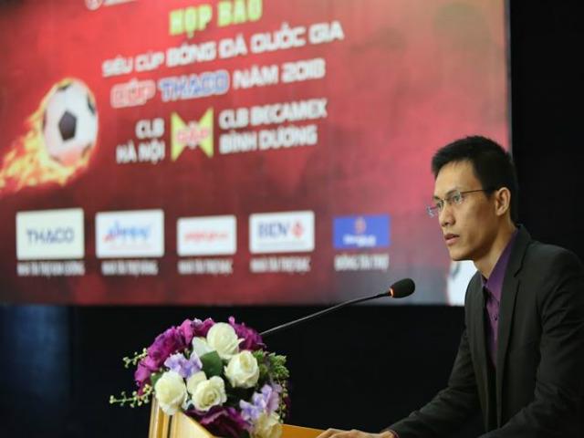 300 triệu đồng tiền thưởng cho đội đoạt Siêu Cúp Bóng đá Quốc gia