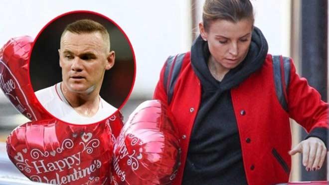 """Lễ Valentine: Rooney """"ngựa quen đường cũ"""", vợ chuẩn bị ly dị - 1"""