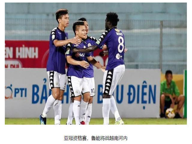 Hà Nội Fc: Hà Nội FC đấu Cúp C1 Châu Á: Báo Trung Quốc Sợ Quang Hải