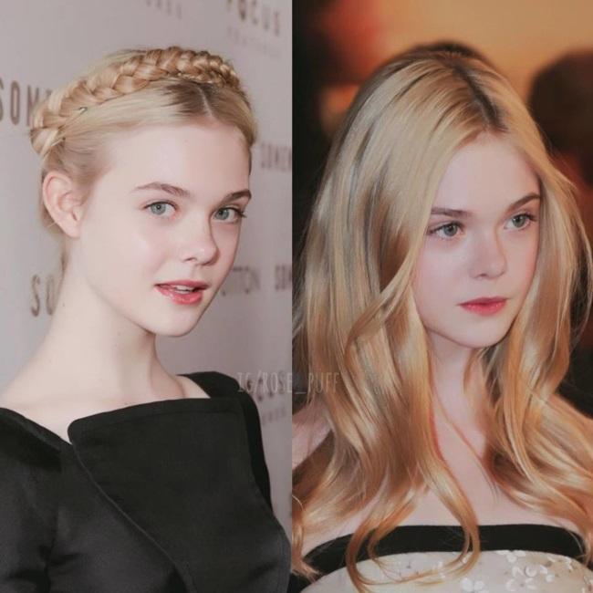 Elle Fanninglà người đẹp trẻ tuổi nhất trong danh sách này.