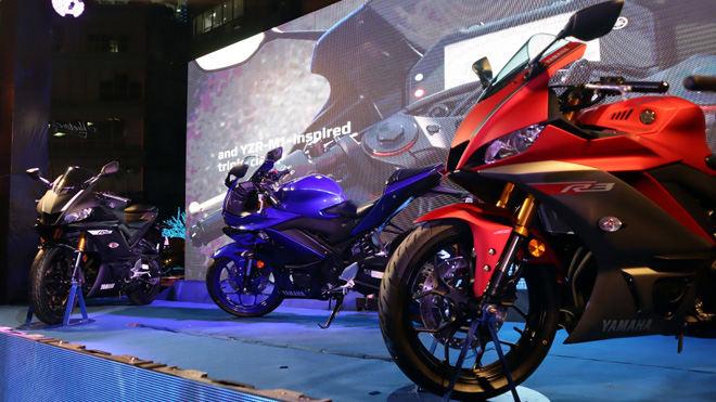 Yamaha ra mắt YZF-R3 2019, rẻ 30 triệu đồng so với thị trường Việt - 1