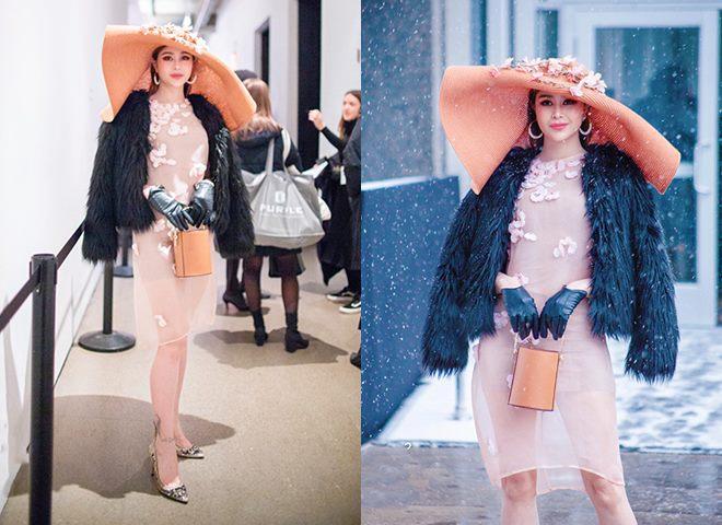 Top đẹp tuần: Váy trong suốt giữa trời âm 4 độ của game thủ Hà Nội - 1