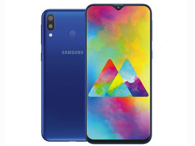 Samsung ra mắt Galaxy M20 tại Việt Nam, pin 5000mAh, giá 5 triệu đồng