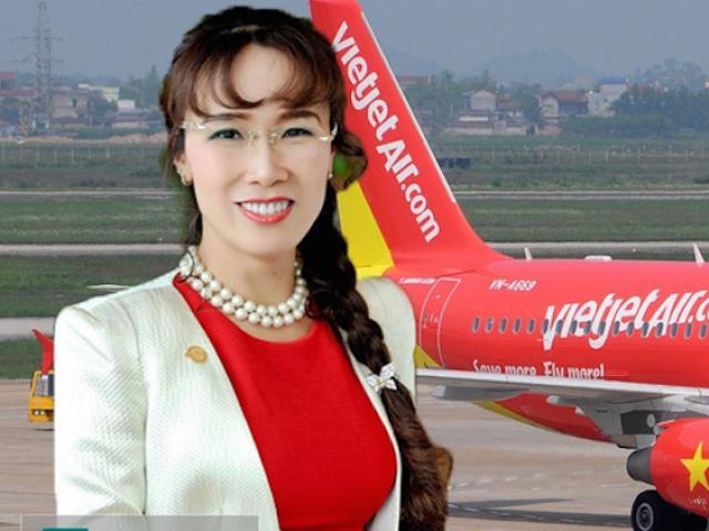 Máy bay lại gặp sự cố, nữ tướng Vietjet mất gần 800 tỷ trong vài ngày