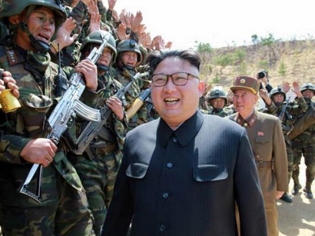 Vệ sỹ Chủ tịch Kim Jong Un: 100.000 chiến binh sức mạnh hơn người