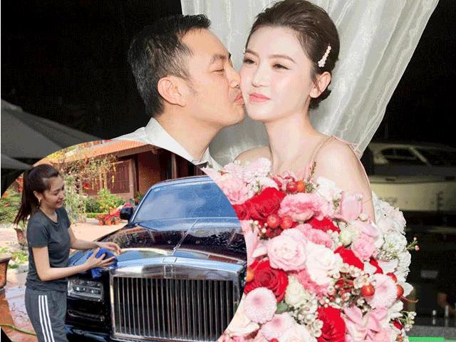 """3 hoa á hậu lấy chồng đại gia """"đũa lệch"""", hơn gần 20 tuổi giờ ra sao?"""