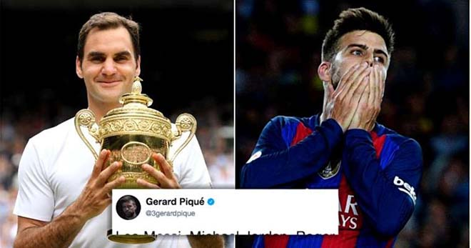 """""""Chủ tịch"""" Pique lời qua tiếng lại Federer về siêu giải đấu và cái kết - 1"""