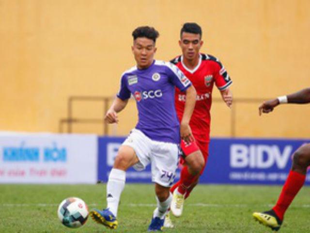 Siêu Cup QG Hà Nội - Bình Dương: Phối hợp chóng mặt, cú đúp siêu hạng