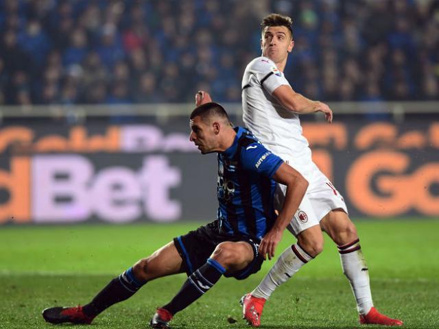 """Atalanta - AC Milan: Rực sáng """"tiểu Lewandowski"""", áp sát Ronaldo"""