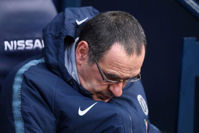 """Chelsea rối loạn: Sarri sắp bị trảm, Zidane đến kèm theo """"hàng khủng"""" - 1"""