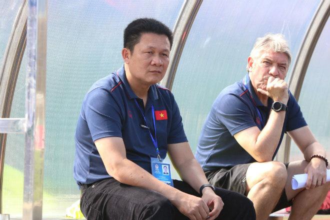 HLV U22 Việt Nam nói gì khi thắng vất vả Philippines? - 1