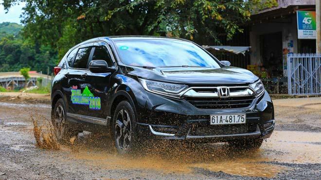Tháng 1/2019, doanh số Honda CR-V đạt kỷ lục với 2812 xe bán ra - 1