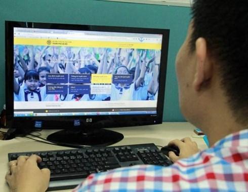 Năm học 2019-2020, Hà Nội tiếp tục tuyển sinh trực tuyến vào mầm non, lớp 1, lớp 6 - 1