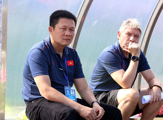 Vì sao HLV Park Hang Seo không thể dẫn dắt U22 Việt Nam? - 1